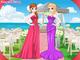 Elsa and anna bridesmaid dressesghjhgjgj