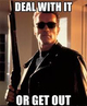 Terminator profile