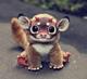 Creepy yet adorable fantasy dolls by santani2