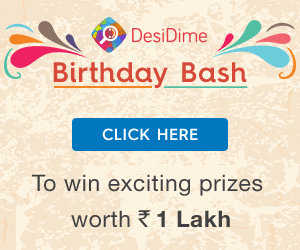 Birthday Bash DesiDime