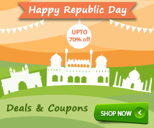 Republic Day 2015 Deals