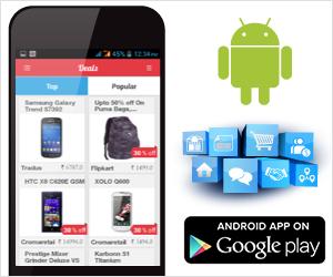 Mobile App DesiDime