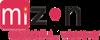 Mizon logo scroll