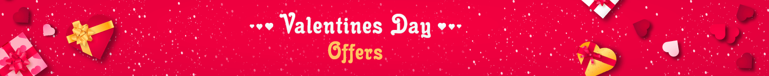 Valentine Day Offers