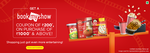 MTR Foods : Buy & Get BookMyShow Coupon worth of Rs.200 Free on Purchase of 1000 & Above