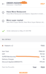 Swiggy Super 3months for 1 rupee(may be user specific)