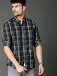 Flat 70-75% off on Men's Branded shirts starting from only 314+Extra Discount