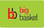 Flat 10% off on Bigbasket E-Gift Cards