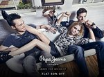 Pepe Jeans Men's Shirts Minimum 70% off from Rs. 488