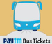 Paytm : 100 cashback on Bus booking