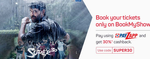 Get 30% PayZapp CashBack upto Rs 150 on booking movie Super30