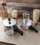 Pepperfry WTF Deals For 6th July : 40% Off On  Induction Base Outer Lid Pressure Cooker-3.5 & 5 Ltr | 62% Off On  Wooden Brown Square Coasters - Set of 4 | 71% Off On  Canvas Grey Laundry Basket, 20 Ltr