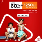 Brand factory additional discount for students