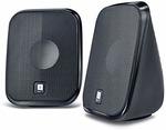 Back - iBall Decor 9-2.0 Computer Multimedia Speakers (Black)