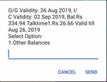Has Airtel stopped adding Rs.26.66 talk time to main balance of Rs.35 recharge?