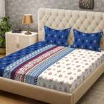Bombay Dyeing Double Bed Cotton Bedsheet