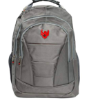 Swiss Eagle 21 Ltrs Grey School Backpack (SE3713GYRD)