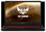 ASUS TUF Gaming ( AMD Ryzen 5 -3550H/ 8 GB RAM/ 1 TB HDD / 17.3inch FHD/ Windows 10/ AMD Radeon 4 GB RX560X ) Gaming Laptop FX705DY-AU027T (Black 2.70 Kg)
