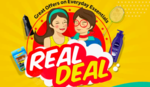 Real deal (16th-18th August) : Upto 70% off on Beauty, Sports, Toys , Auto & More