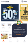 Swiggy Independence Day 50% OFF Coupon
