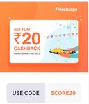 FreeCharge New Recharge Promocode
