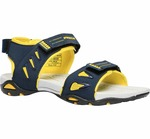 Bata Power Blue Sandals For Men @ Rs.391