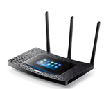 TP-Link Touch P5 AC1900 Wireless Wi-Fi Gigabit Router (Black)
