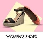 DC women footwear min 70% off    9 options all good rating