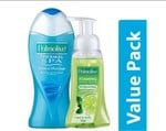 Palmolive Bodywash-Thermal Spa, Salts & White Clay 250ml + Hand Wash Lime & Mint 250ml, Combo 2 Items