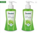 Himalaya Purifying Neem Face Wash  (2 X 200 ml)