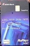 "RuPay card launch Premium series card ""Select"" Debit card"