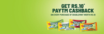Get paytm Rs.10/- on purchase of double mint Rs.10