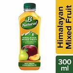 B Natural Himalayan Mixed Fruit Bottle, 300 ml (Pantry)