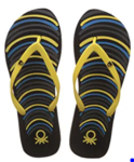 United Colors of Benetton FlipFlops Min. 50% to 80% off from Rs.135/-
