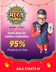 ShopClues Maha Bharat Sale 29th Sep - 7th Oct