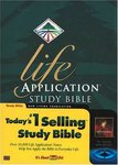 [used] Life Application Study Bible: New Living Translation (New Living Transltion) (Hardcover)