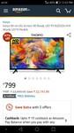 Koryo 80 cm (32 inches) HD Ready LED TV KLE32DLVH5 (Black) (2019 Model)