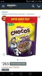 Kellogg's Chocos Moons and Stars 1.2 kg Pouch