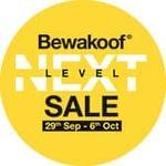 Get 100% Cashback upto 250₹ using 1st PayPal Transaction on Bewakoof