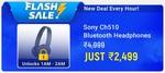 Sony ch510 Bluetooth headphone 1AM-2AM