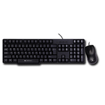 Zebronics Wired Keyboard and Mouse Combo