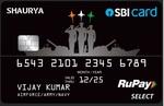 SBI launch RuPay Shaurya Credit Card