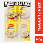 Maggi 2-Minute Noodles Masala, 70g (Pack of 12) at rs 117