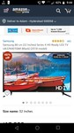 Samsung led tv 32inches at 13999