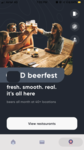 CRED beer fest - 4beers for 40k coins (don't drink & drive)
