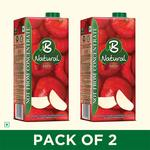 B Natural Juices pack of 2 from 140