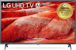 LG 108 cm (43 Inches) Smart 4K Ultra HD IPS LED TV 43UM7780PTA (2019 Model, 2.1 Ch SubWoofer 35W sound)