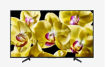 Sony 108 cm (43 Inches) Smart 4K Ultra HD Android LED TV KD-43X8000G (2019 Model, Black)