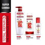 L'Oreal Paris Total Repair 5 Combo - Shampoo, Conditioner and Serum  (3 Items in the set)