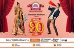 (Last hour left) Amazon Fashion Flat cashback of INR 1000 as Amazon Pay balance on minimum order value of INR 5000 of fashion products   12PM-12AM 12 Oct